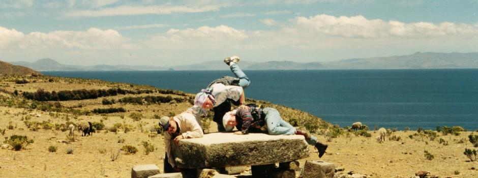 Bolivia 1995 (Titicacameer)