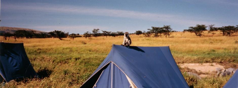 Kenia 1988 (Masai Mara)