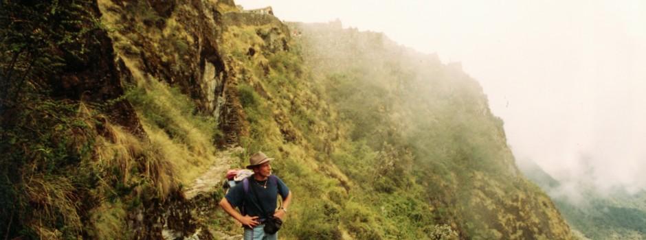 Peru 1995 (Inca trail)