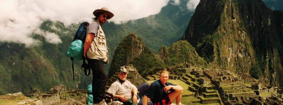 Peru 1995 (Machu Picchu)