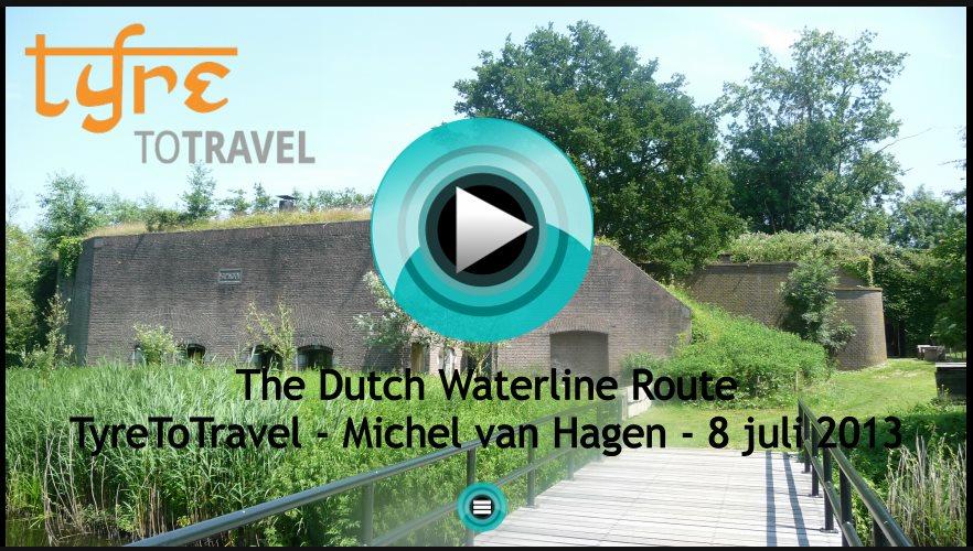 Video impressie Waterlinie route