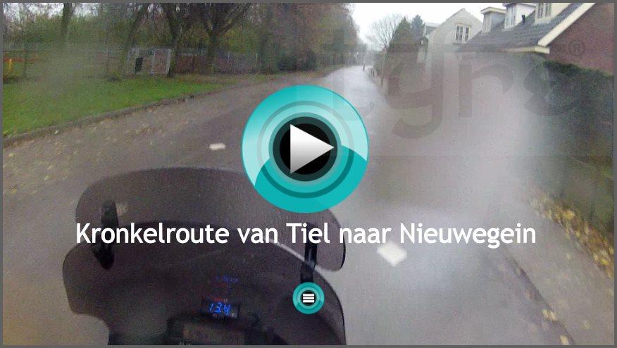 Afbeelding Kronkelroute van Tiel naar Nieuwegein